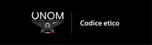 Codice Etico – Comunicato del Presidente UNOM